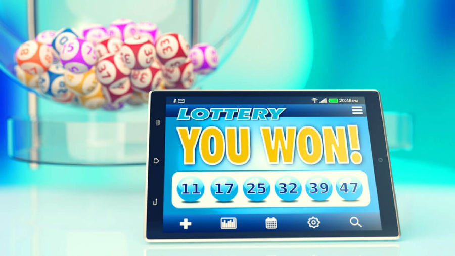 THE BOOMING ONLINE LOTTERY GAMES
