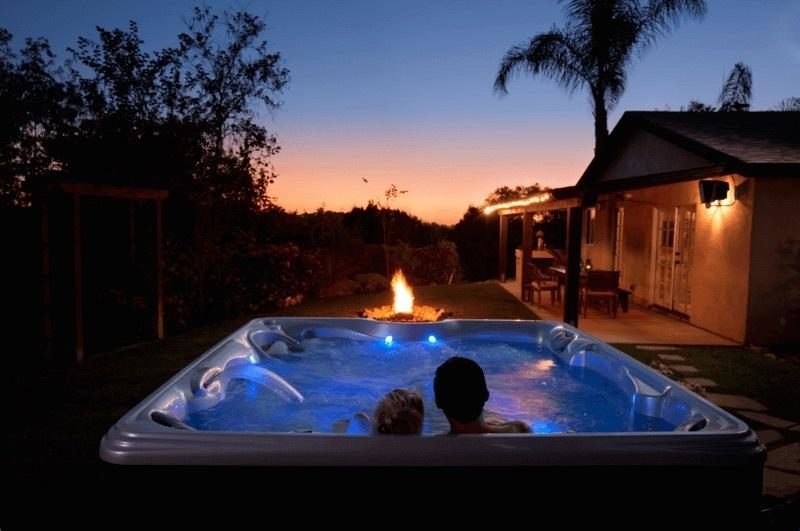 Why Light Your Jacuzzi?