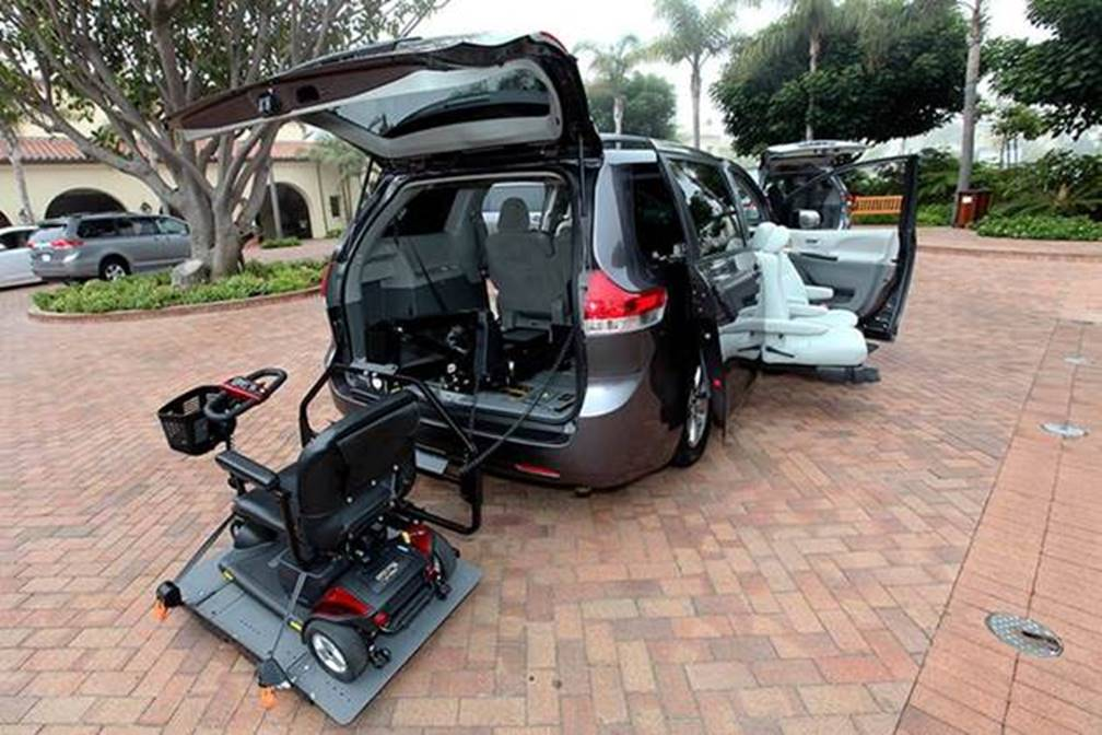 Empower yourself with the high-performance wheelchair accessible vehicle