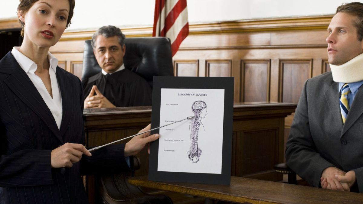 How a Personal Injury Attorney helps win the Claim