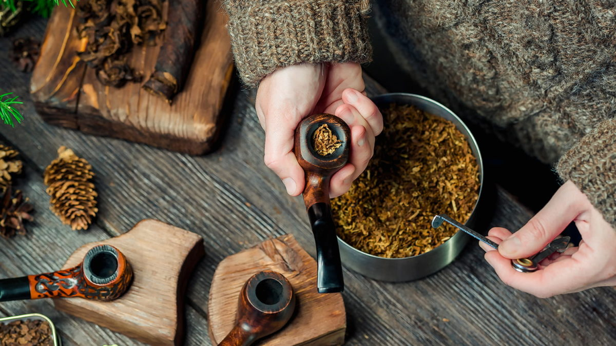 HOW TO SMOKE A PIPE FOR THE BEGINNER