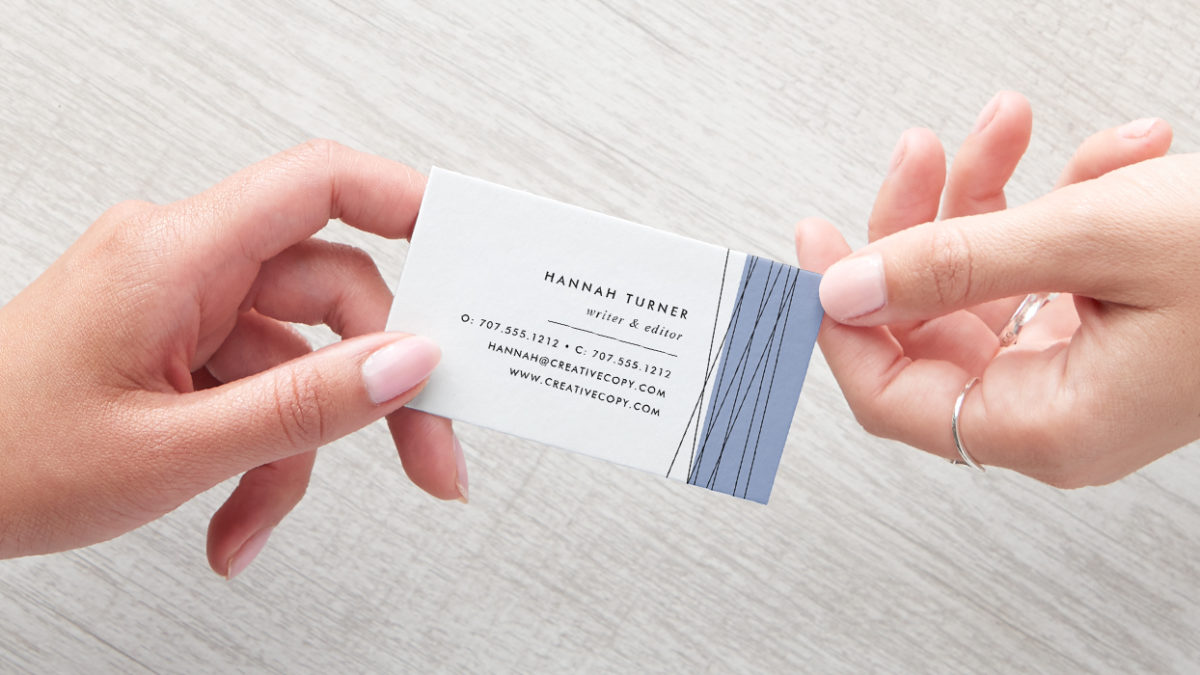 Why Business Cards Are Still Important Today