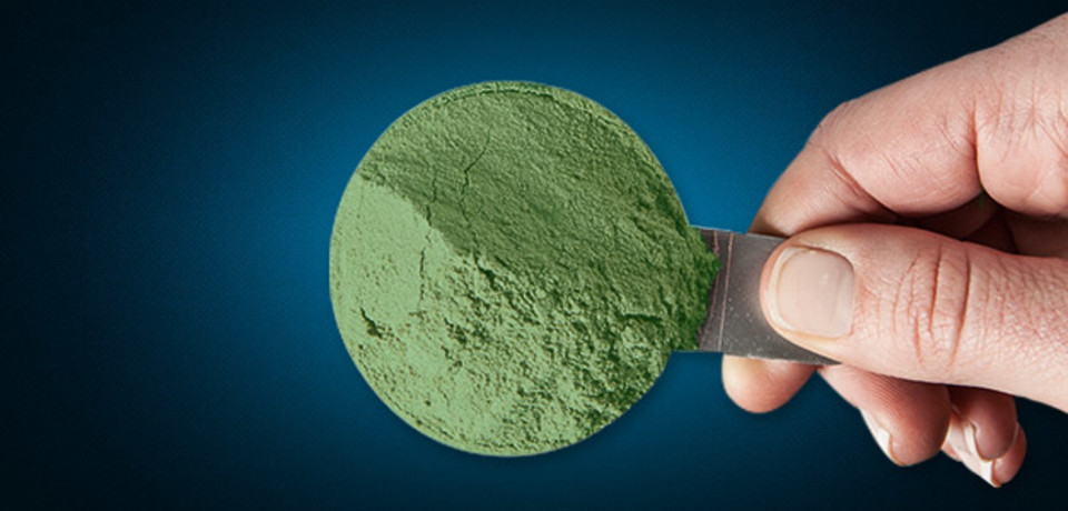 What's the Best Way to Take Greens Supplements for Muscle Growth?
