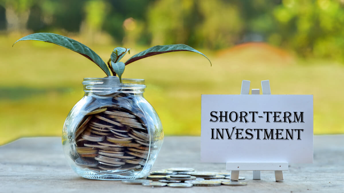 Short Term Funds Are Ideal for Momentarily Parking Money