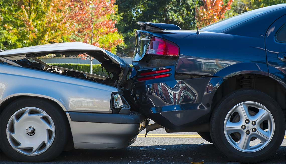 Got Into a Car Accident? Here's What You Should Do!